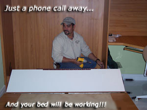 we fix repairs murphy beds image